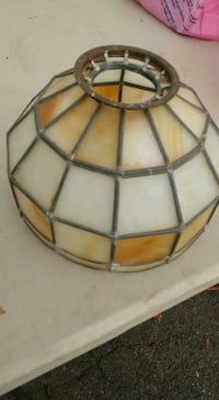 Tiffany Style Stained Glass Lampshade Blairstown, 07825