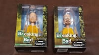 Breaking Bad Bobblehads (Walter White & Jesse Pinkman) Burlington