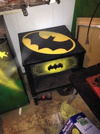 Custom Batman nightstand  Edmonton, T5L