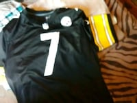 black 7 Pittsburgh Steelers jersey shirt Knoxville, 37920