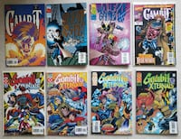 Gambit comic lot (8) - movie coming! Mount Airy