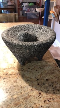 Mortar and Pestle - mexican Chantilly, 20151