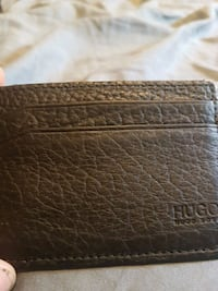 brown and black leather wallet Edmonton, T6C 1G4