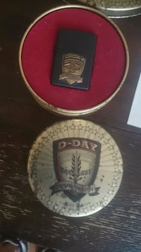 Normandy Remembrance Zippo Lighter