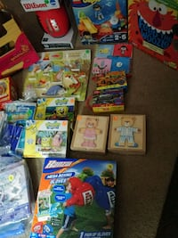 Toys puzzles games 10.00 and under Maplewood, 55109