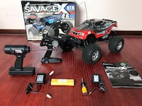 SAVAGE X 4.6 HPI RACING MONSTER TRUCK Guadarrama, 28440