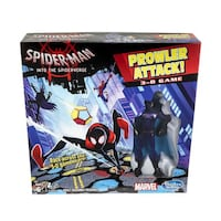 Spider-Man Into the Spider-Verse Prowler Attack 3-D Game Hanover Park, 60133