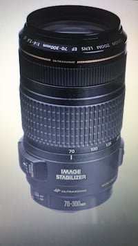 Canon EF 70-300mm f/4 -5.6 IS USM Lens Myrtle Beach, 29588