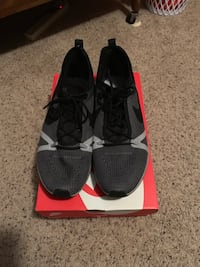 Nike shoes with the box, size 13 pretty much brand new. Richfield, 55423