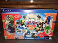 Ps4 skylanders starter pack box Lackawaxen, 18428