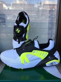 Puma Trinomic Disc Blaze Electric  Valencia, 46021