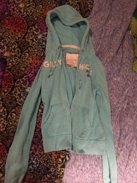 Gilly Hicks zip up hoodie