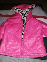 127622205 Used white and gray victoria s secret pink brand zip up hoodie for ...
