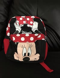 Minnie mouse backpack Toronto, M3N 2L4