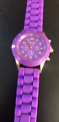 Dark purple fashion watch  Omaha, 68132