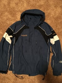 Columbia Winter Jacket 3153 km