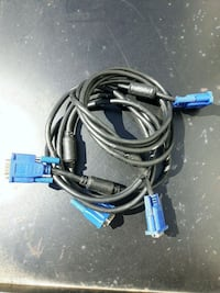 blue and black corded power tool Delta, V4K 1X6