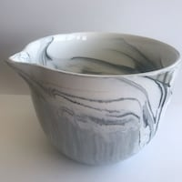 Unique Marbled Mixing Bowl with Pour Spout Rockville, 20852