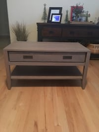 Coffee table 6 months old!  2286 mi