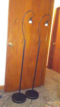Two matching floor lamps Wichita, 67217