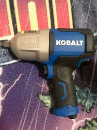 BRAND NEW Kobalt Air Impact Wrench mdl# SGY-AIR236 Baton Rouge, 70808