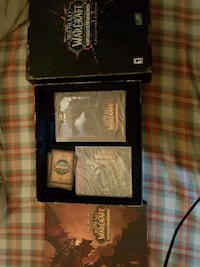World of Warcraft collectors edition West Kelowna, V4T 2M3