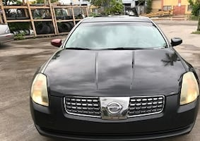 2004CLEAN  NISSAN MAXIMA DRIVES GREAT