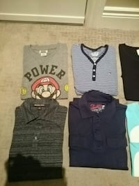 Mens small and med. T shirt x 4 Toronto, M6L 2R7