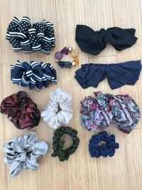 HIGH QUALITY HAIR ACCESSORIES....$15 EACH...BRAND NEW NEVER USED...ABSOLUTELY GORGEOUS