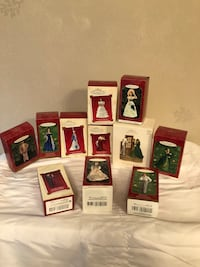 Gone with the Wind Hallmark Ornaments Fishers, 46037