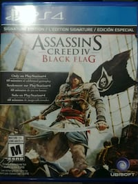 Assasins Creed IV PS4 Game