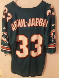 Miami Dolphins reversible Jersey size 48