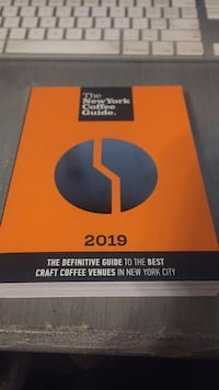 The New York Coffee Guide 2019 Definitive Guide NYC Craft Venues