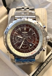 BRAND NEW BREITLING FOR BENTLEY MOTORS WATCH FOR MEN  Mississauga, L5M 7A7