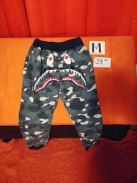 BAPE PANTS St. Thomas, N5P 1H9