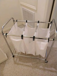 Laundry cart with 3 bags Tampa, 33625