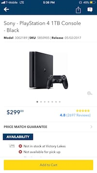 PlayStation 4 Slim with Solid State Drive instead of standard HDD and controller