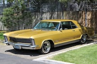 yellow classic muscle coupe Sparks, 89434
