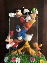 Disney Mickey and friends collectables photo frame Coquitlam, V3K 3X7