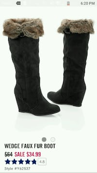 Size 7 in boot  Panama City, 32405