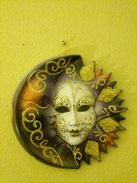 Handcrafted Venetian Wall Mask from Italy Milpitas, 95035