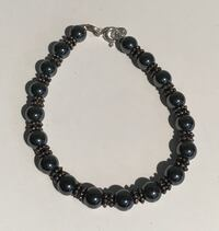 Hematite Bracelet just $5 'see meaning'   How Will Hematite Help You?  Hematite can benefit you in multiple different fields of your life.  It is best known for its positive effects in business and career fields, but it can also be helpful in your romanti 831 mi