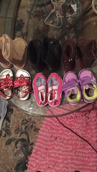 toddler's assorted shoes Tallahassee, 32311