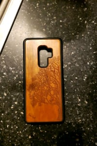 Samsung s9+ wood case Canton, 44710