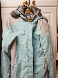 Columbia junior ski jacket and pants