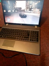 black and gray laptop computer Los Angeles
