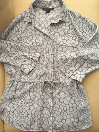 Armani exchange blouse. Pickup only