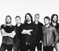 Selling 2 tickets for foo fighters July 12