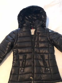 Moncler jacket- removable hood & sleeves. Size Small- super cute! Gilbert, 85233