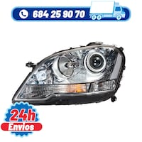FAROS MERCEDES ML W164 2005 --->